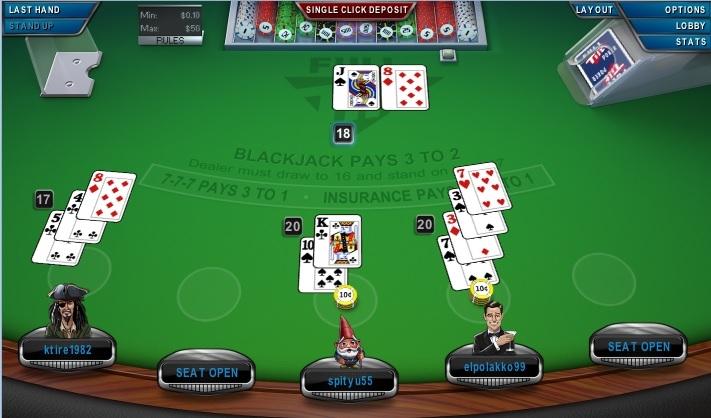 online casino va