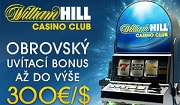 Online casino, casino WilliamHill casino club