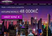 JackpotCity online casino svysokým vstupním bonusem