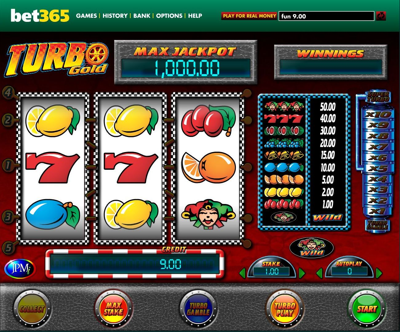 online game casino  automat