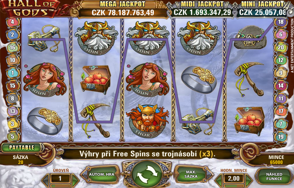 Las vegas casino online hry