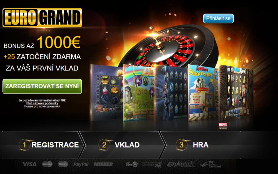 eurogrand casino serios