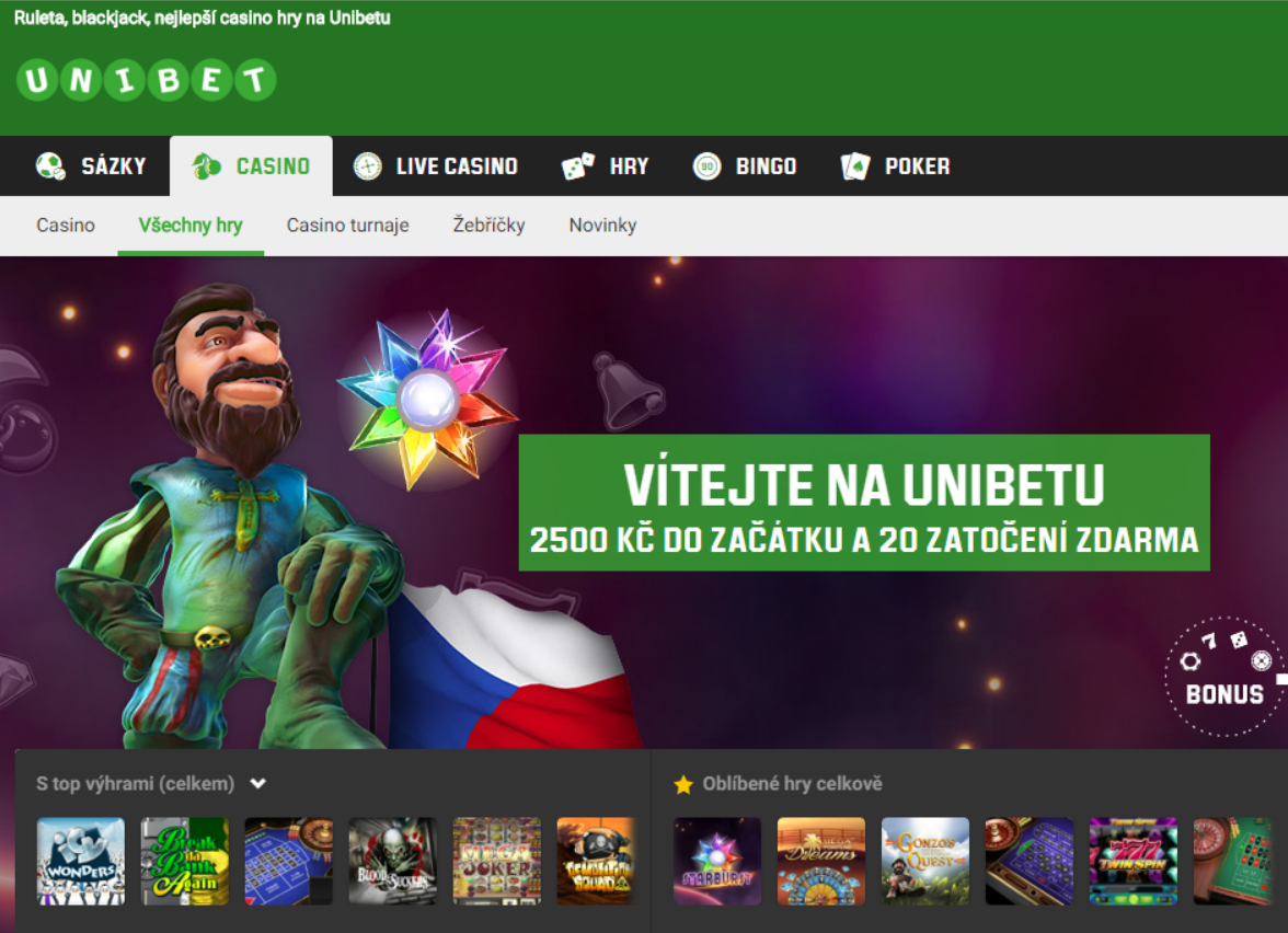 casino unibet.com