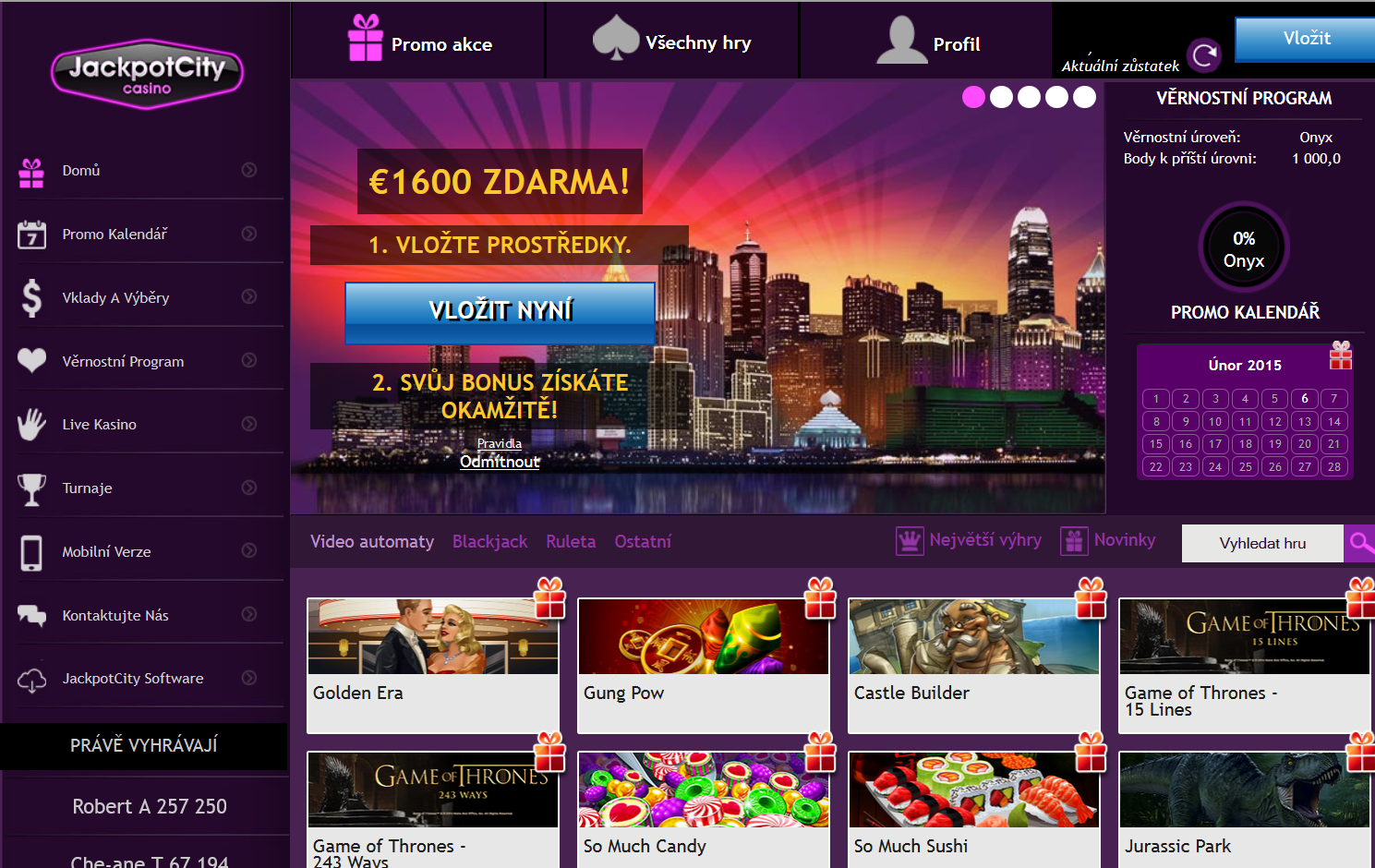 Welcome to CasinoEuro - Europe s Favourite Online Casino