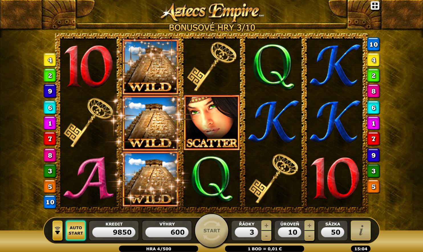 casino online automaty