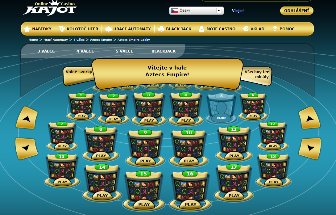 kajot casino online