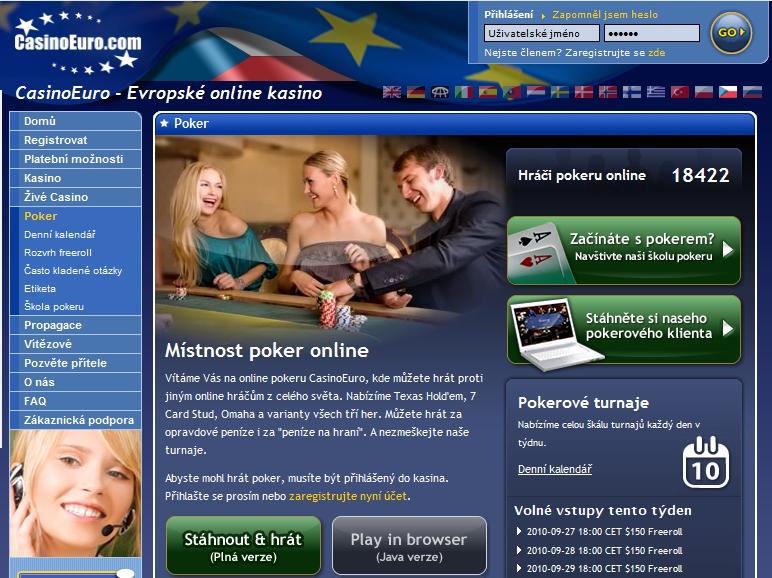www casinoeuro com