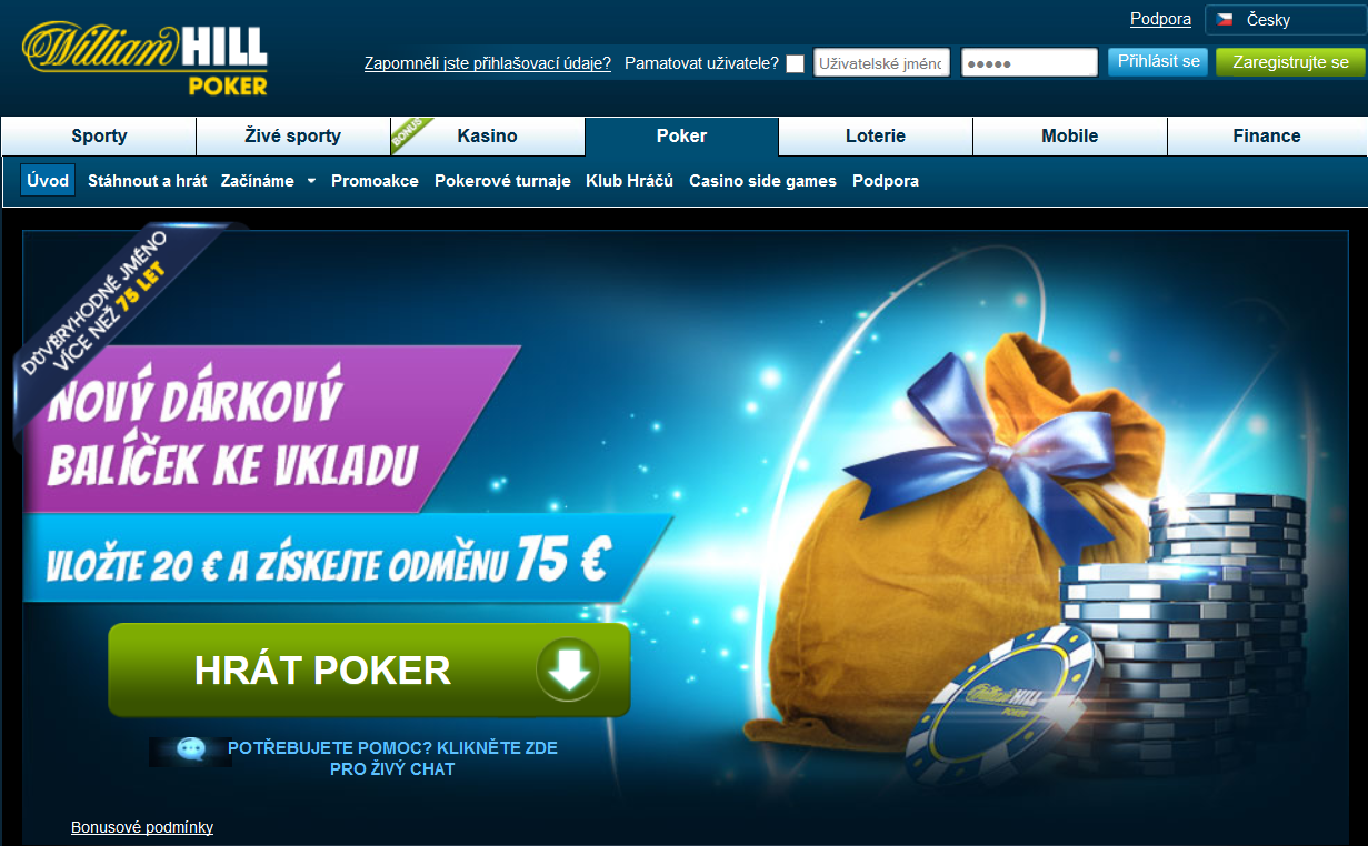william hill slots casino