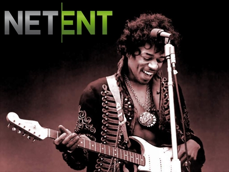 5.000 volných roztočení na Jimi Hendrix Online Slot!