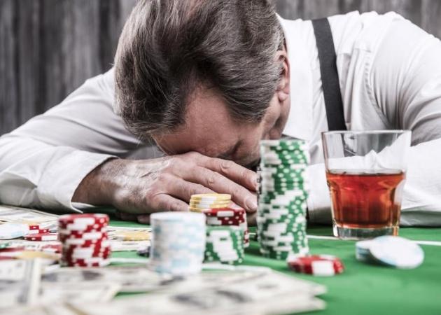 Největší casino prohry