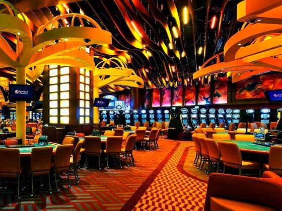 Americe vládne indiánské kasino