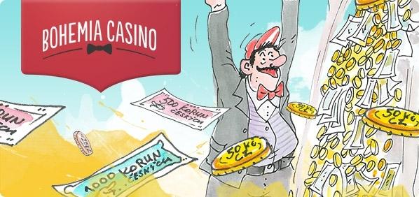 Jak na milionový jackpot v Bohemia Casino