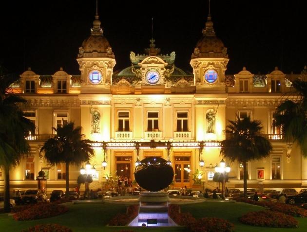 Kasino Monte Carlo a armáda neviditelných