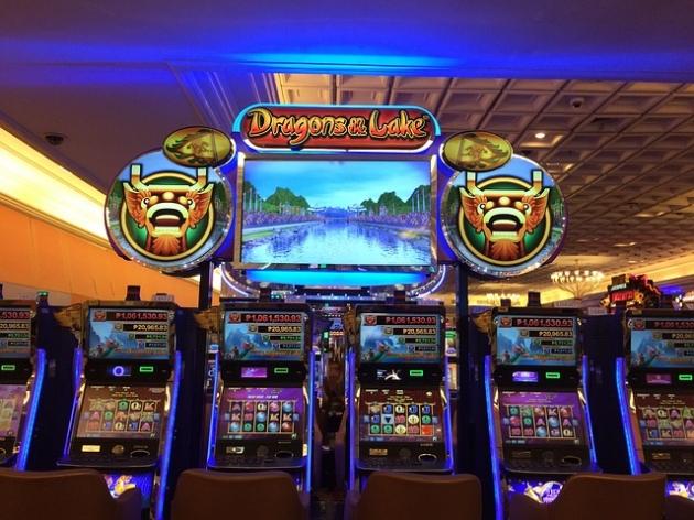 Předchůdci online casino automatů
