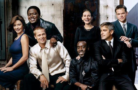 TOP 5 filmů z prostředí kasina. Bavte se se zlodějíčky Pittem a Clooneym nebo s mladým Delonem!