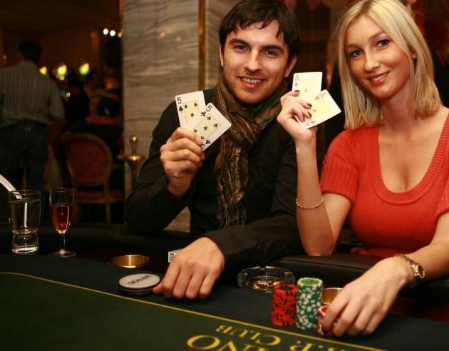 Mesárošová učila přítele poker na Ladies Night turnaji
