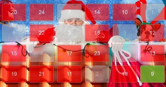 Odpočítávejte bonusy s kalendářem Casino.com!