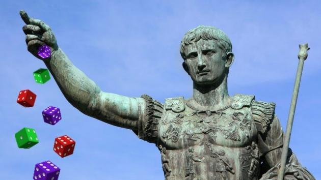 Hazard miloval už Caligula!