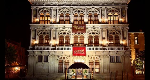 Nejstarší kasino na světě mají Benátky!