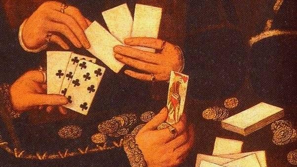 Hazardní hry a středověká krčma!