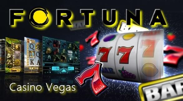 Výherní automaty ve Fortuna casino Vegas!