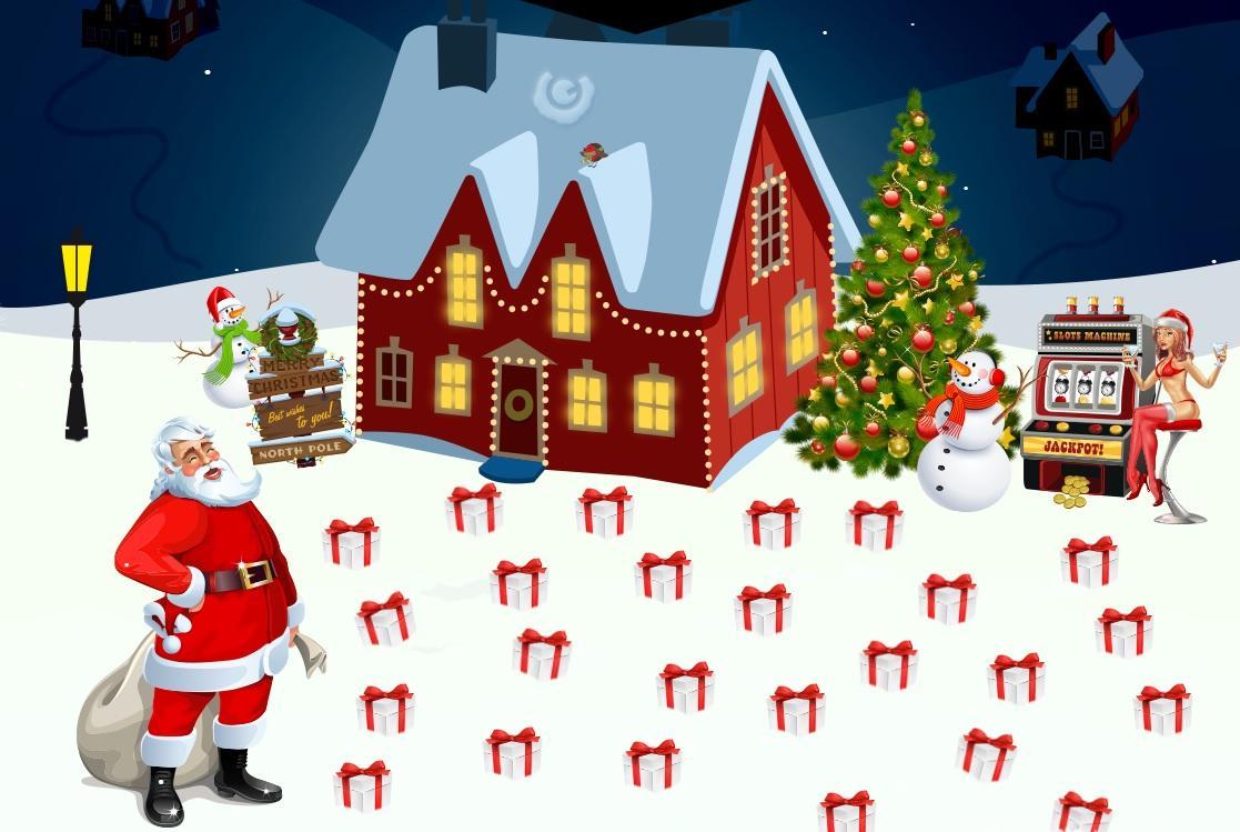 Zpříjemněte si Vánoce pořádnou výhrou!